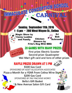 IC Carnival flyer 2016
